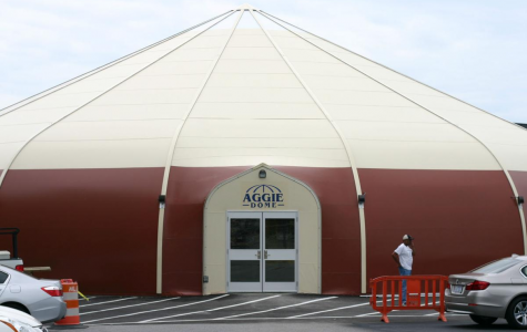 Aggie Dome to permute to sports facility