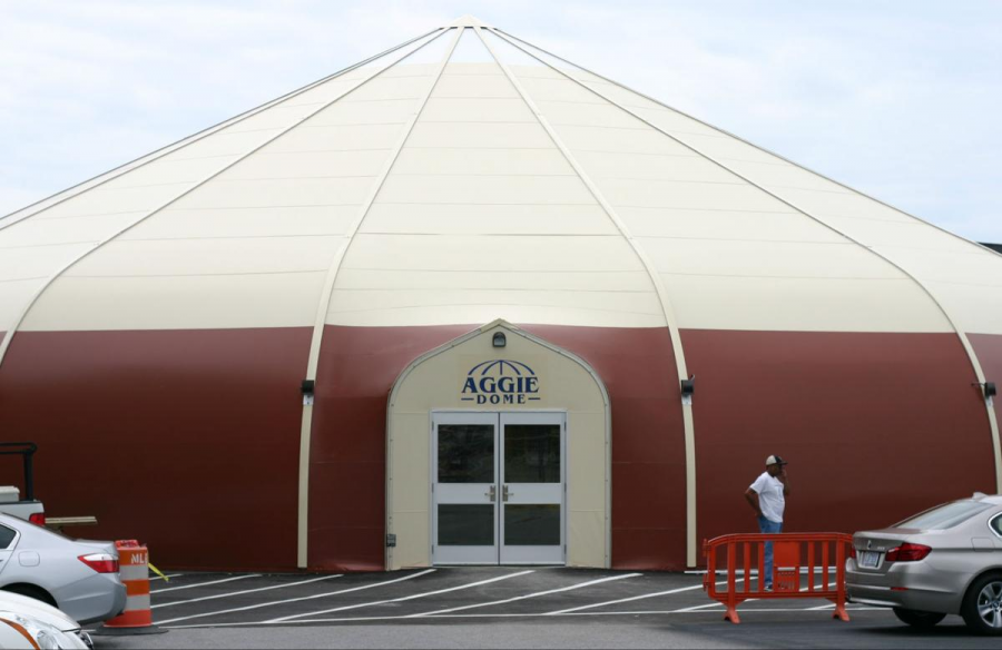 The Dome was a campus staple for the university until it was closed in 2018.