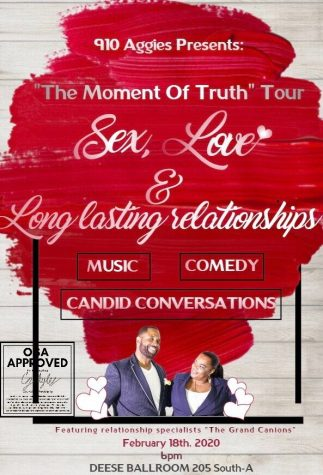 Sex, Love, and Lasting Relationships event flyer