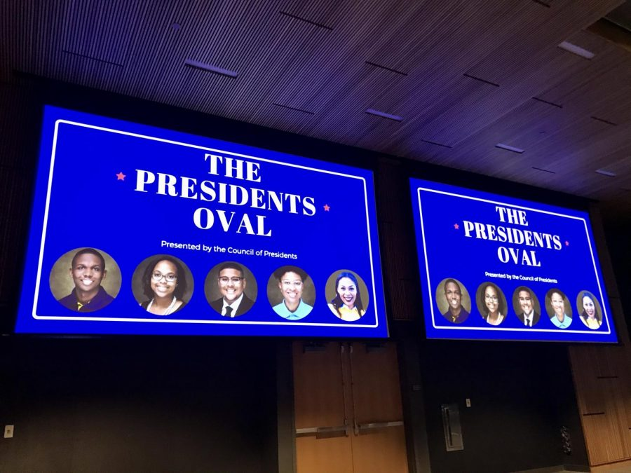 'Big Five' organizations collaborate for 'The President's Oval'