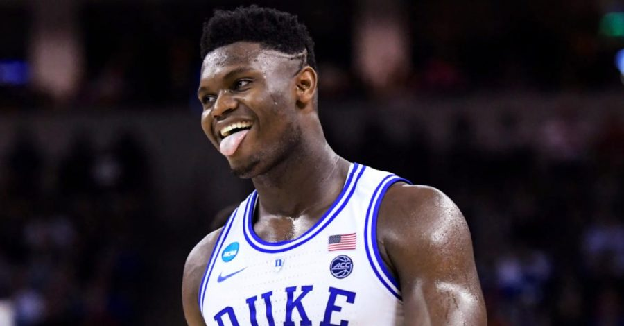 Williamson was the 1st overall pick in the 2019 NBA draft.