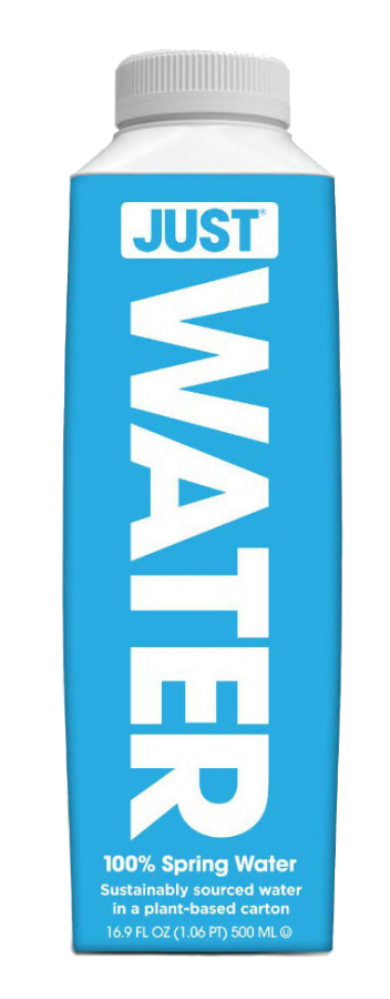 JUST WATER Carton
