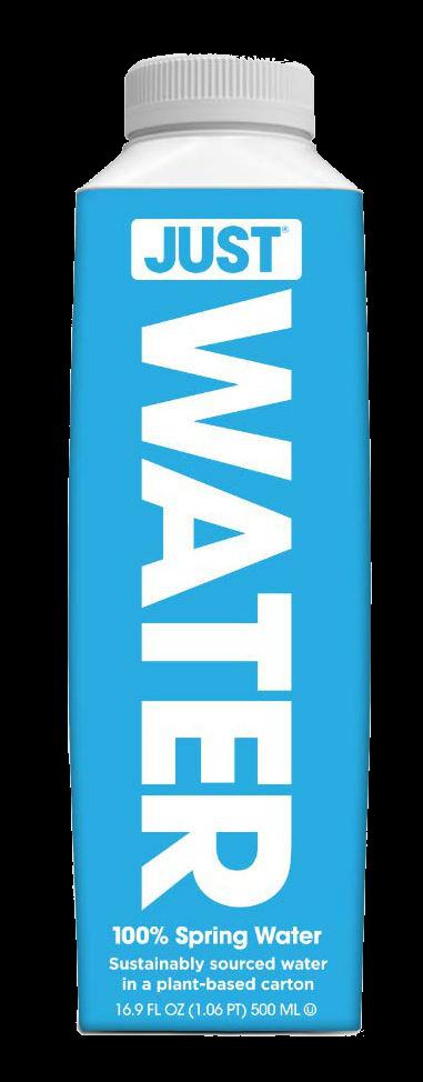 JUST WATER Carton