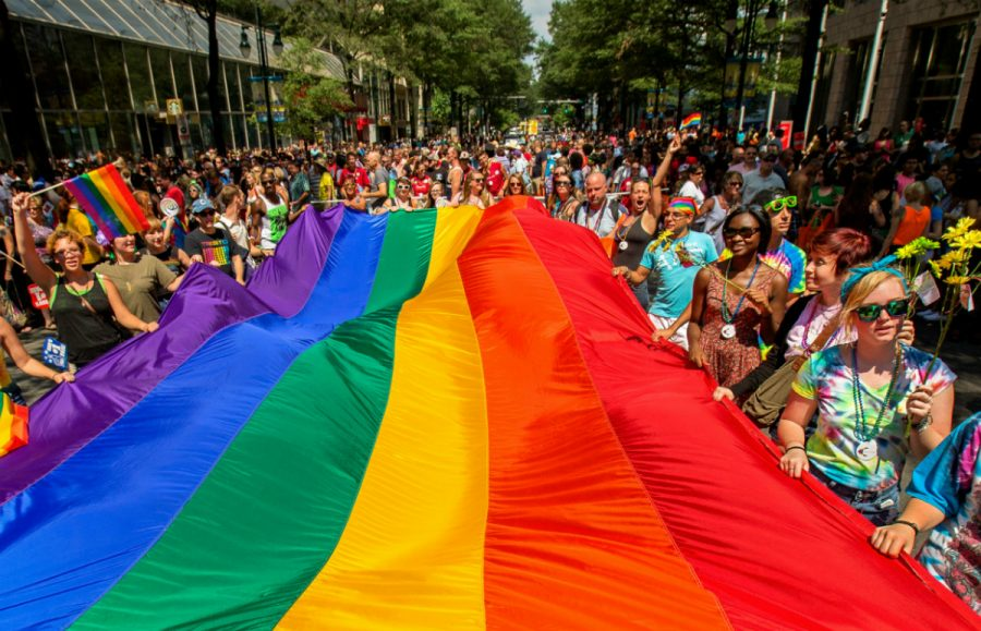 Charlotte Pride celebration goes virtual amidst pandemic