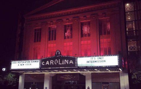 Photo Courtesy of Carolina Theatre of Greensboro on Instagram.