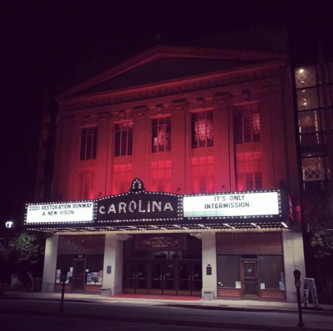 Photo Courtesy of Carolina Theatre of Greensboro on Instagram.
