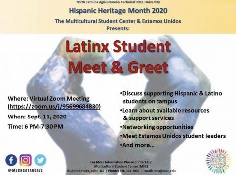 Photo Courtesy of the Multicultural Student Center.