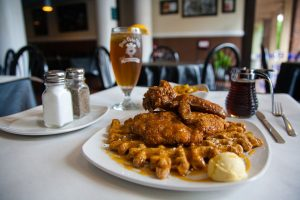 Photo Courtesy of Dame's Chicken and Waffles.
