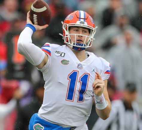 Kyle Trask is a senior quarterback at Florida.