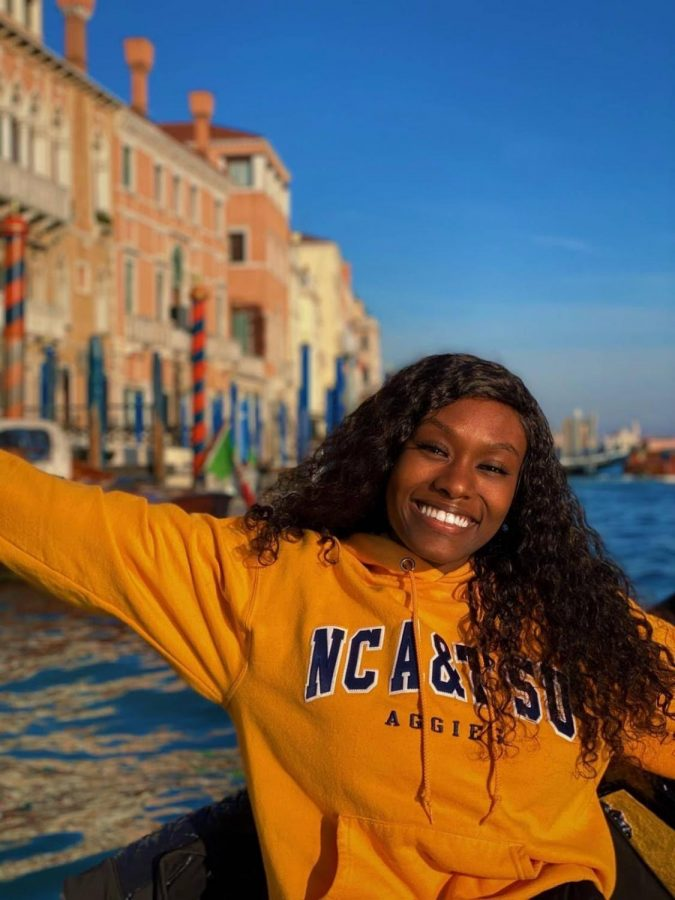 N.C. A&T junior public relations student, Azhane Rowe created College Black Females Facing Society (College B.F.F.S) to empower and provide resources for Black women.