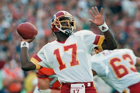 Black History Month feature: Doug Williams