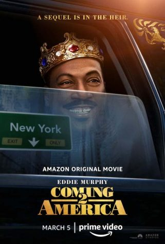 Coming 2 America is an upcoming American comedy film directed by Craig Brewer, from a screenplay by Kenya Barris.