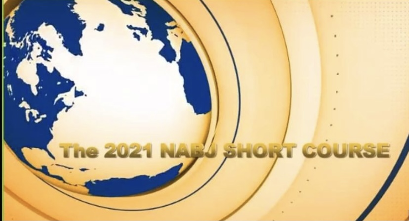 Throughout the short course, rehearsals and auditions were coordinated by career professionals to create a 2021 NABJ Newscast