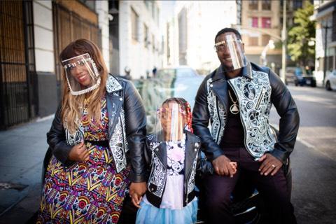 Smile Shields: Fashion-Forward Masks By The Smiles Family
