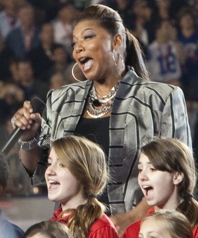 Queen Latifah, is an American singer, songwriter, rapper, actress, and producer.