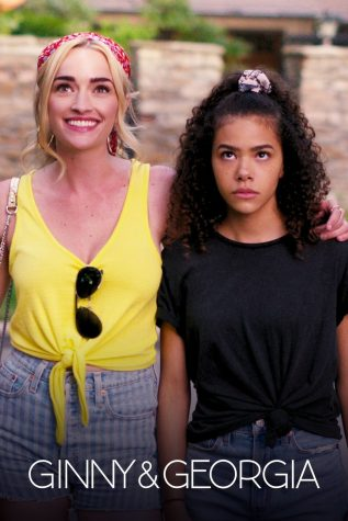 Ginny and Georgia a new Netflix show streaming now.