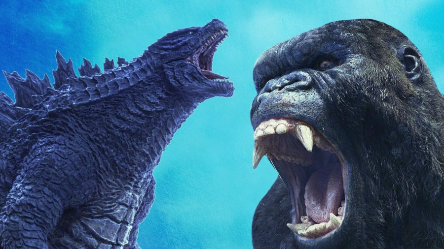 Godzilla vs. King Kong was released on March 31, 2021