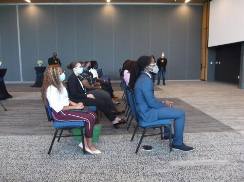 N.C. A&T celebrates five-year partnership with Corning and the inaugural class of Corning Scholars