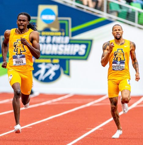 N.C. A&T Track stars Stewart and Ross Jr. golden chance in Tokyo