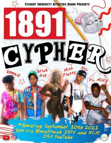 NCAT 1891 Cypher
