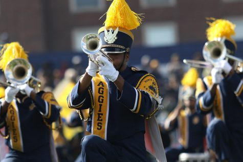 How N.C. A&T Students Prepare for GHOE