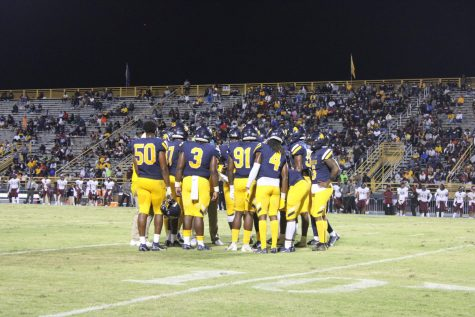 N.C. A&T heads into their first Big South Conference game